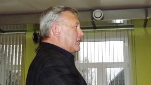 Kuldīgas novada Domes priekšsēdētājas vietnieks Aleksandrs Lange