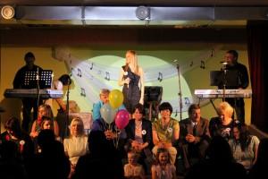 Dzied konkursa uzvarētāja Alise Šternberga