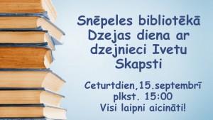 snepeles-biblioteka-dzejas-diena-ar-dzejnieci-ivetu-skapsti